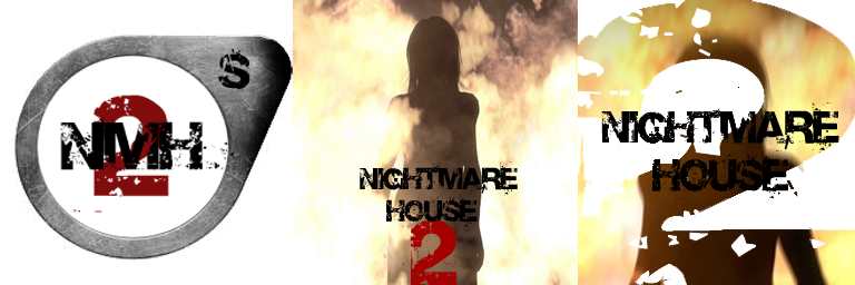 nightmare house 2 icon pack by mause124
