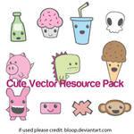 Cute Vector Resource Pack