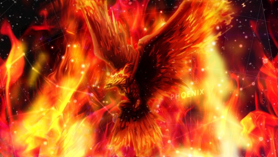 Phoenix by lmd1984 on DeviantArt