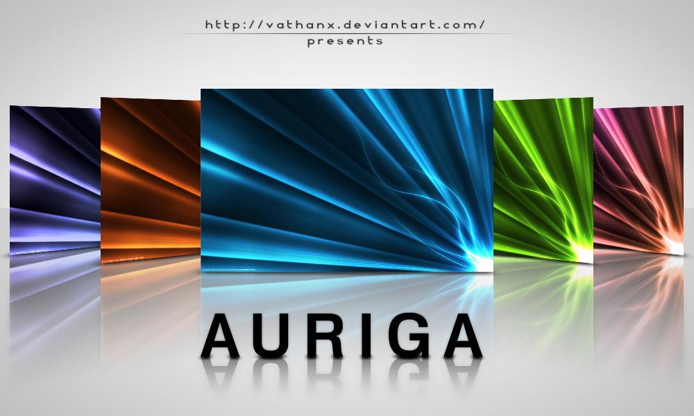 Auriga by Vathanx