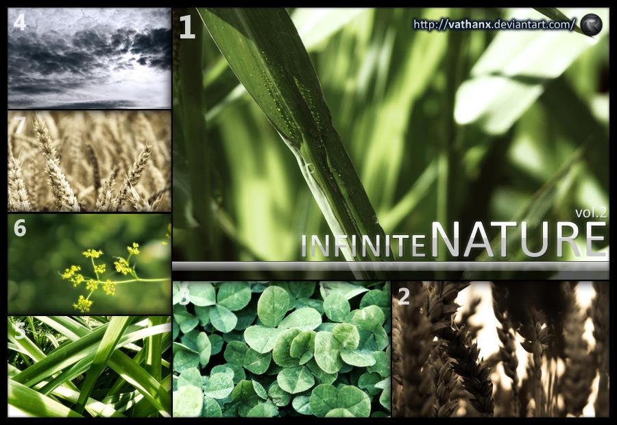 Infinite Nature vol.2 by Vathanx