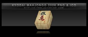Kyodai Mahjongg Icon by Vathanx