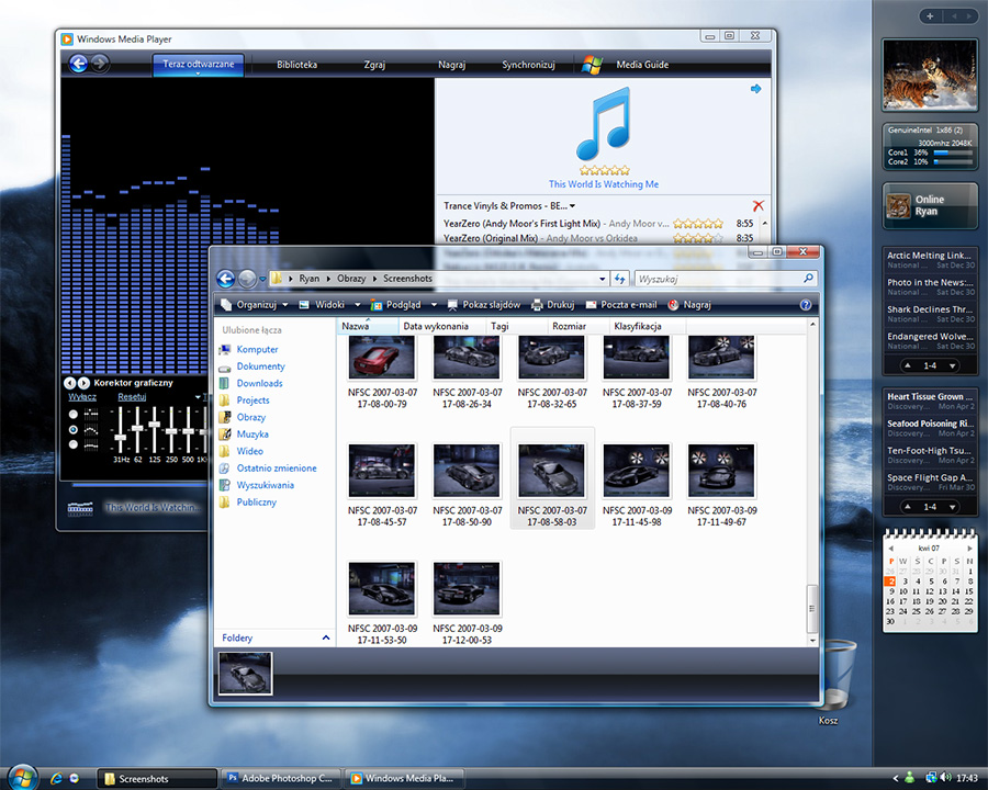WMP11 Shellstyle for Vista