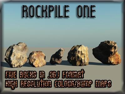 Rockpile One by moonwolf-95