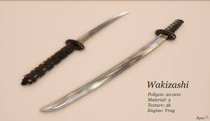 Wakizashi - Download by RyuuExe