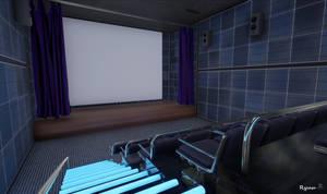 MMD Cinema Scene - Download by RyuuExe
