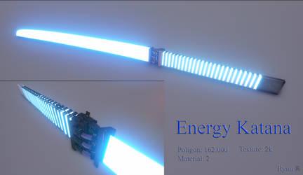 Energy Katana - Download by RyuuExe