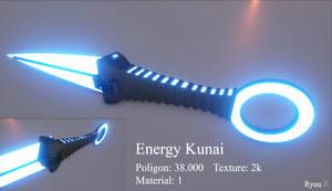 Energy Kunai - Download by RyuuExe