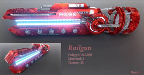 Railgun - Download by RyuuExe