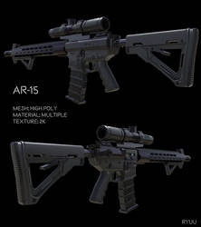 Ar-15 - Download by RyuuExe