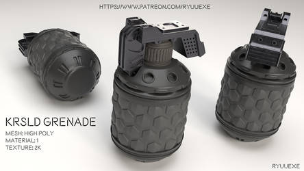 KRSLD Grenade - Download by RyuuExe