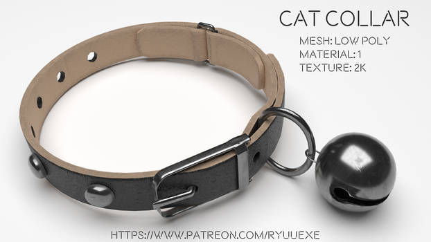 Cat Collar - Download by RyuuExe