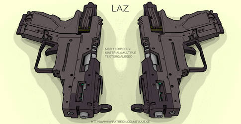Laz - Download by RyuuExe
