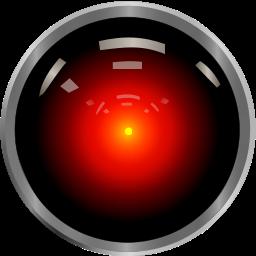 HAL 9000 Adium Icon by pneshati