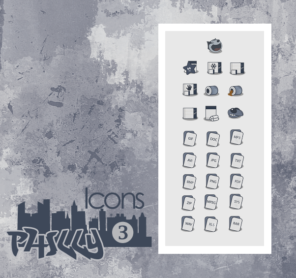Philly 3 - Icons by maxvision
