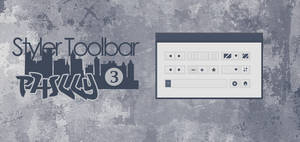 Philly 3 - Styler Toolbar