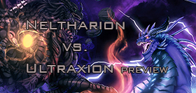 Neltharion vs. Ultraxion chapter preview by Ghostwalker2061