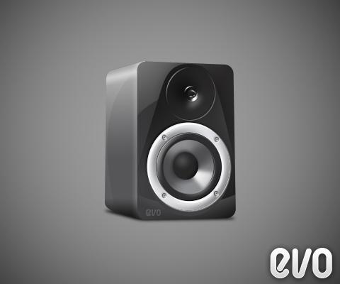 Speaker Icon by radioactivity