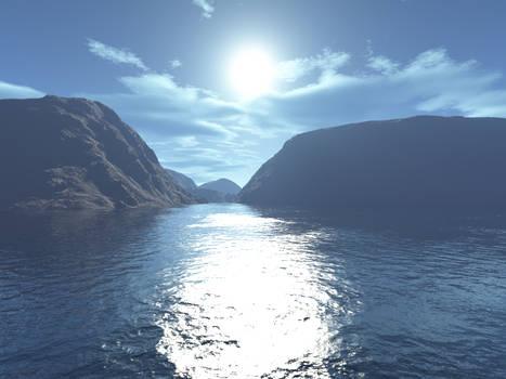 Peace by the Coast