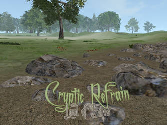 Cryptic Refrain: Land of Echos - Feral Heart Map by ZombieKitteh