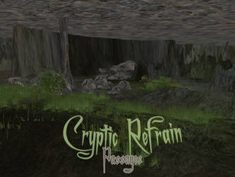 Cryptic Refrain: Passages - Feral Heart Map by ZombieKitteh