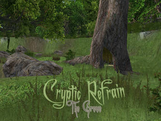 Cryptic Refrain: The Grove - Feral Heart Map by ZombieKitteh