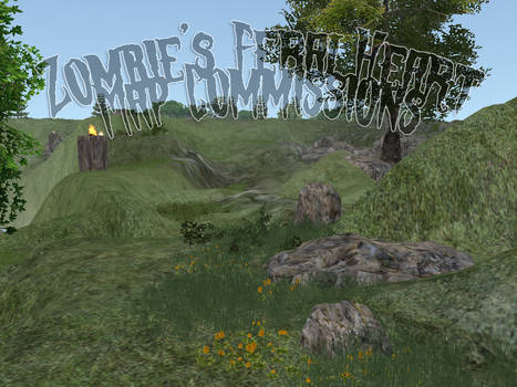 Zombie's Feral Heart Map Commissions - Open