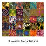 30 fractal textures by Janoscheck