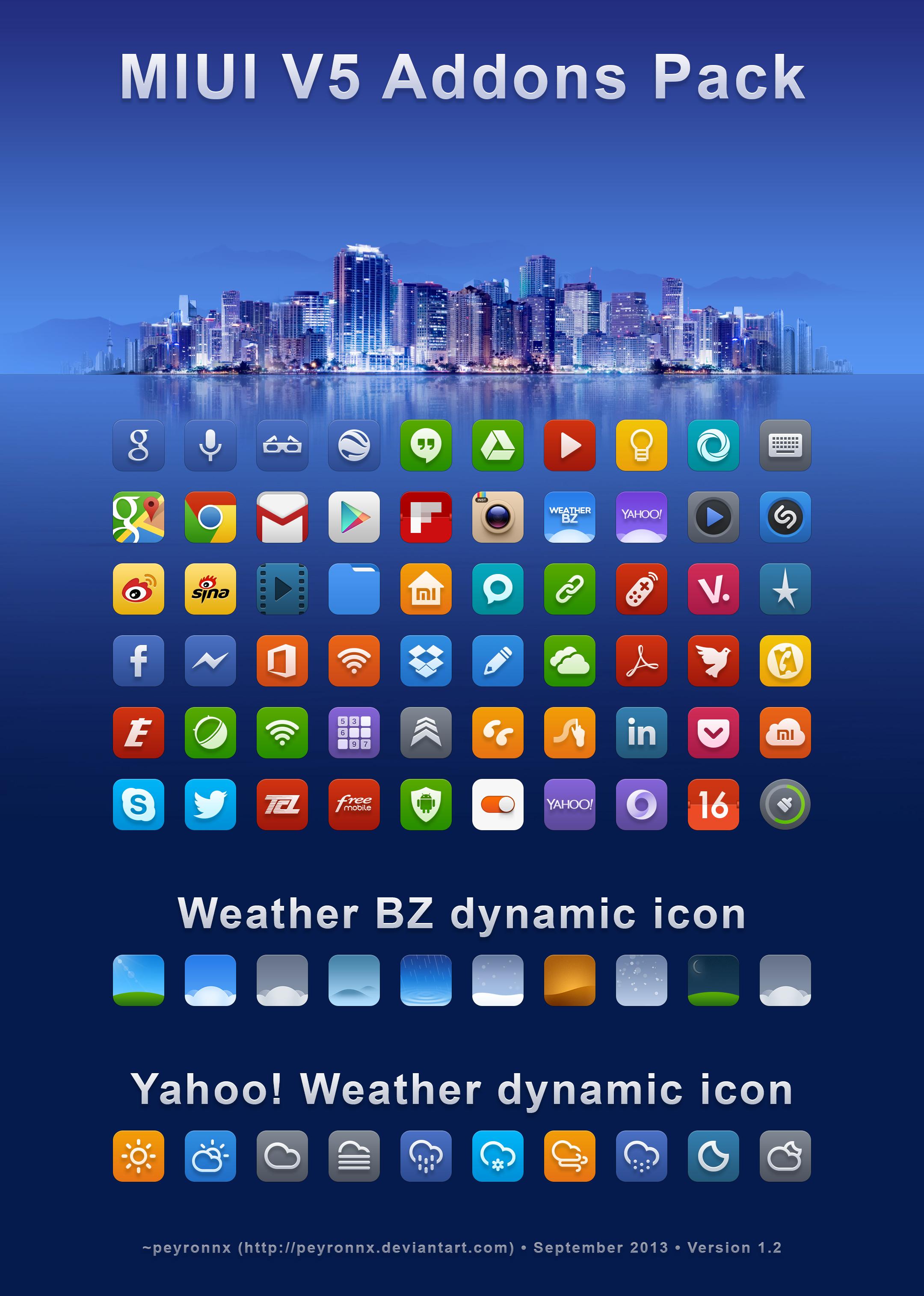 Xiaomi Miui Launcher Download Miui V Addons Pack By Peyronnx Dnymp
