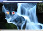 Waterfall Theme for Google Chrome