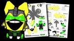 STRAY LANTERN papertoy V03