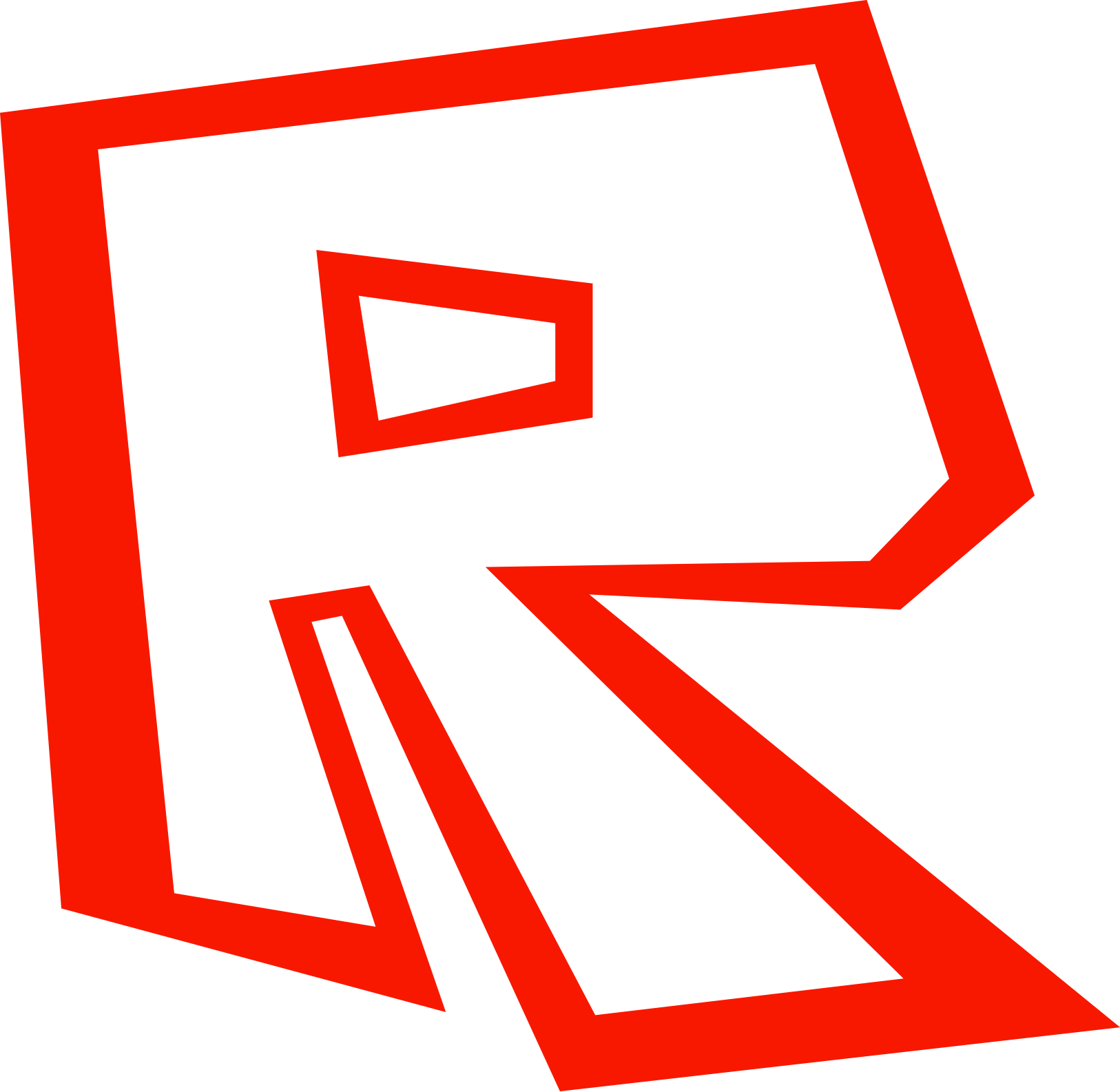 Roblox R Vector 491149572 on Drawing Page