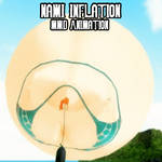 Nami Inflation (MMD Animation)