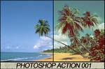 Photoshop Action 001