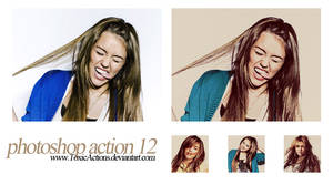 Photoshop Action 012