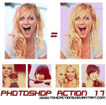 Photoshop Action 017