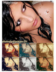 Photoshop Actions 20 by ToxicActions