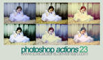 Photoshop Actions 23
