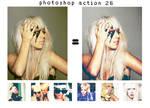 Photoshop Action 026