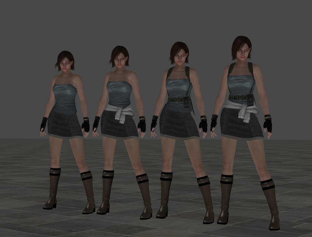 REUC Jill Valentine RE3 by ItalianUtent