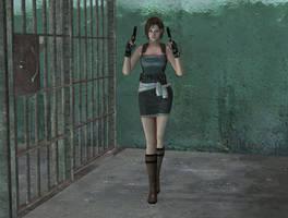 Jill RE3 HD Remaster