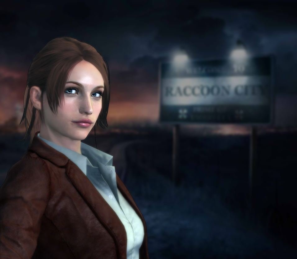FACE EDIT - Claire Redfield by ItalianUtent