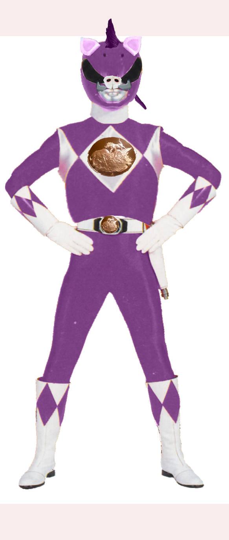 Purple Bacondon Ranger