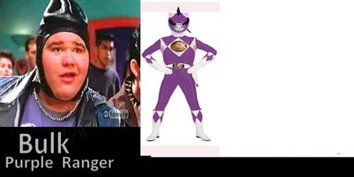 Bulk Purple Ranger