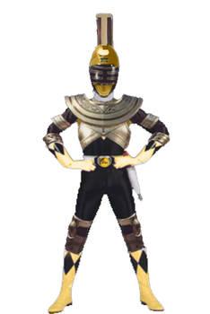 Mighty Morphin - Gold Ranger 1