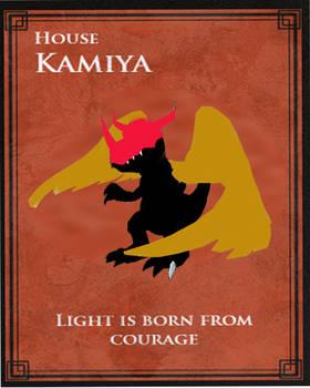 House Kamiya Banner