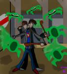 Markiplier and Yamimash: Gmod Fight (Final)