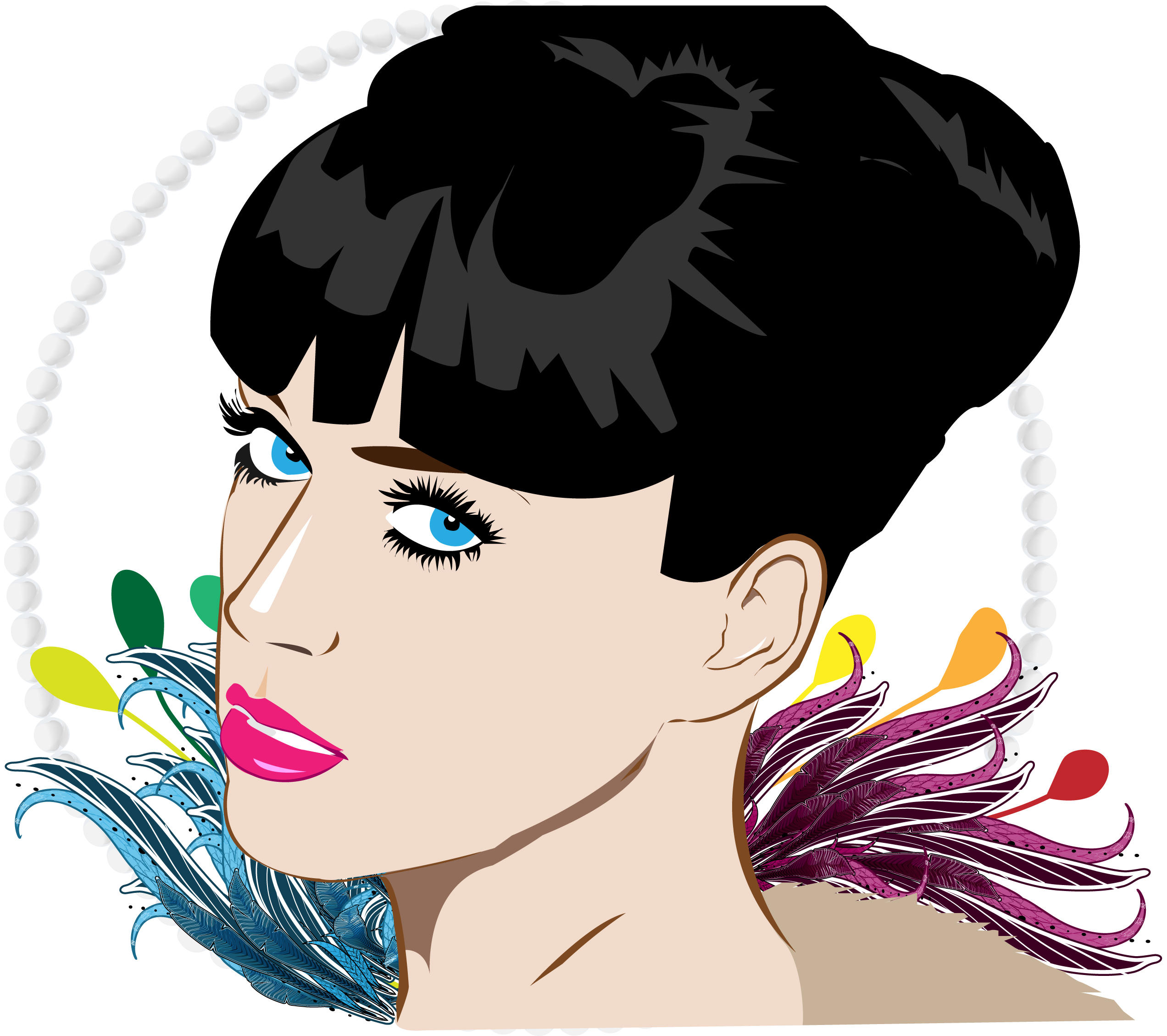 Katy Perry Vector by LaviWalkerVIII on DeviantArt