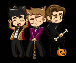 Supernatural Halloween by ahaml3t