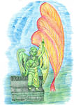 Auferstehungsengel - Angel of Resurrection